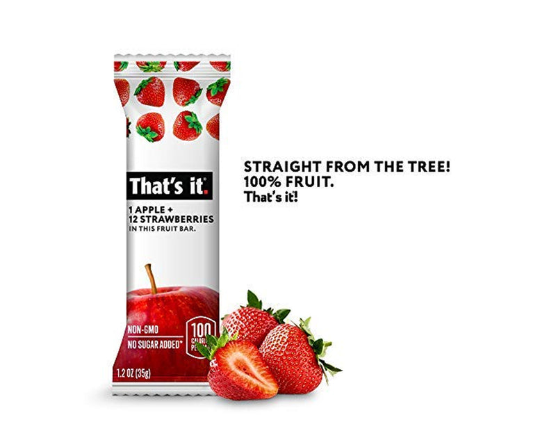 That's It Fruit Bar 1.2 oz.