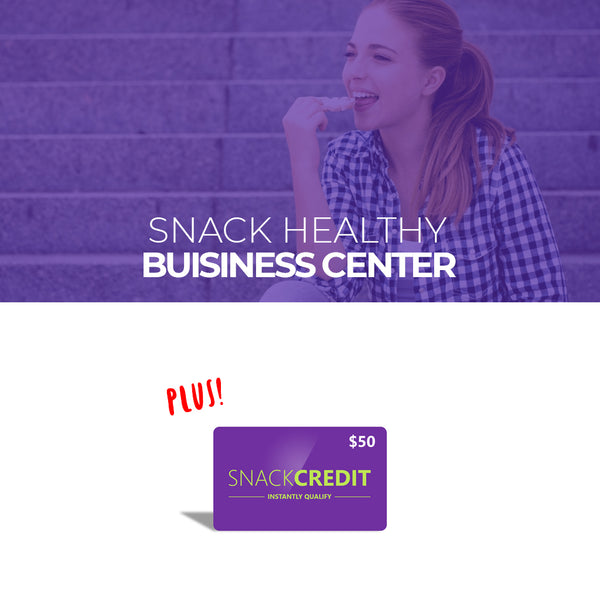 Business Center + $50 Snack Credit