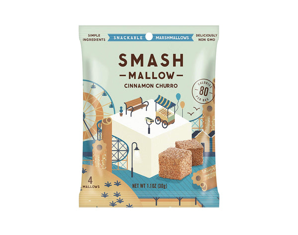 Smash Mallow Cinnamon Churro 1.1 oz.