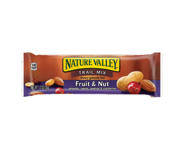 Nature Valley Chewy Fruit & Nut Granola Bar 1.2 oz.