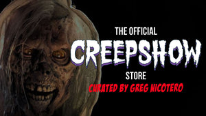 The Official Creepshow Store curated by Greg Nicotero