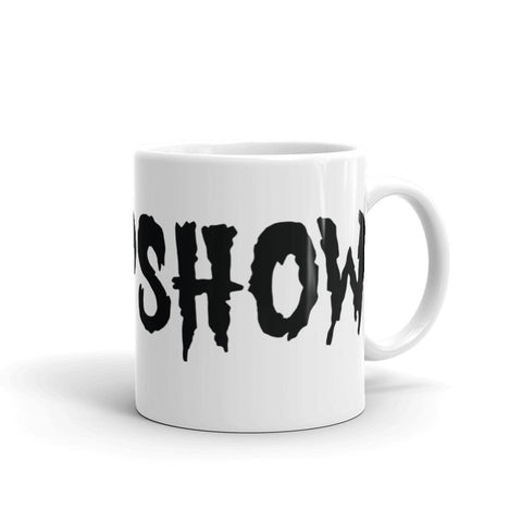 Black Logo Mug 11oz | Official Creepshow Store