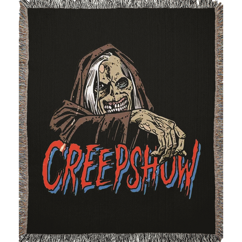 CBC Creep Woven Blanket 50x60 inch | Official Creepshow Store