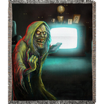 Creep Woven Blanket 50x60 inch | Official Creepshow Store
