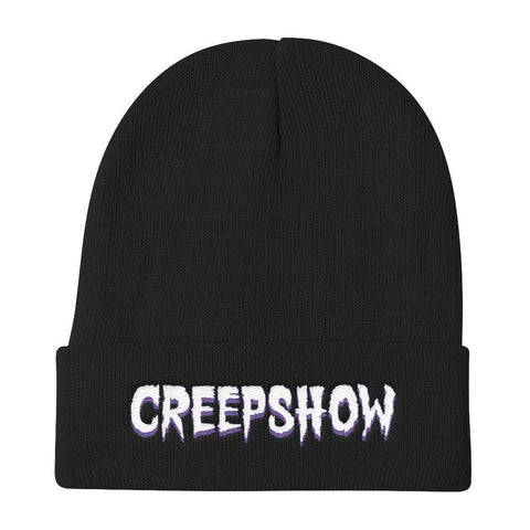 Logo Knit Beanie | Official Creepshow Store