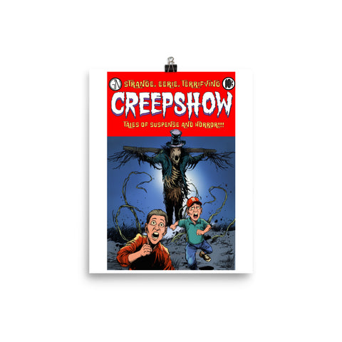 The Companion Poster 8×10 | Official Creepshow Store