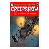 The Finger Cover Bubble-free stickers 5.5x5.5 | Official Creepshow Store