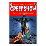 The Companion Bubble-Free Stickers 5.5x5.5 | Official Creepshow Store