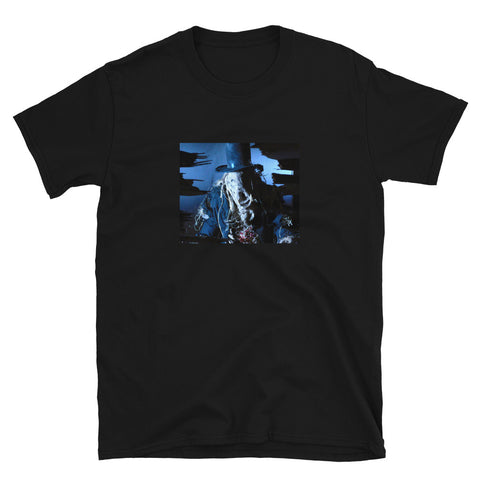 Scarecrow Short-Sleeve Unisex T-Shirt Black | Official Creepshow Store