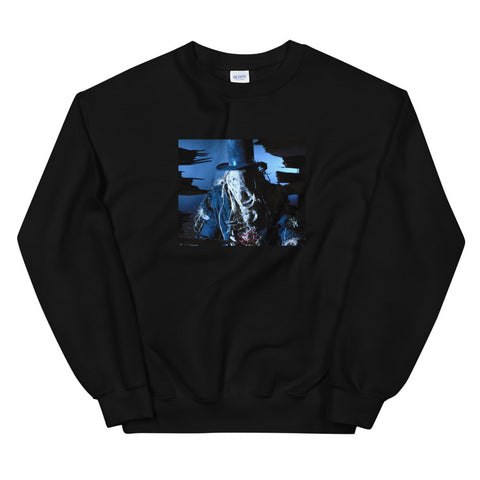 Scarecrow Unisex Sweatshirt Black | Official Creepshow Store