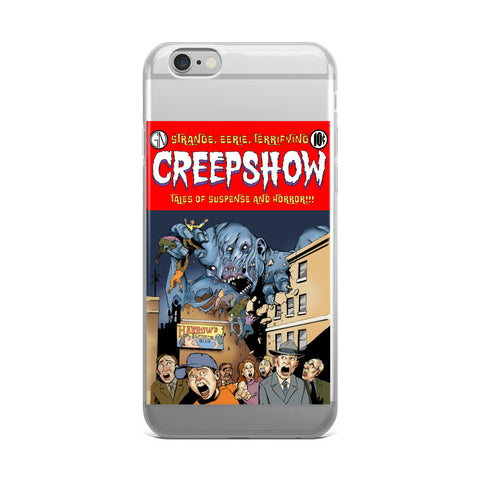 Gray Matter iPhone Case iPhone 6 Plus/6s Plus | Official Creepshow Store