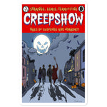 All Hallow's Eve Bubble-Free Stickers 5.5x5.5 | Official Creepshow Store