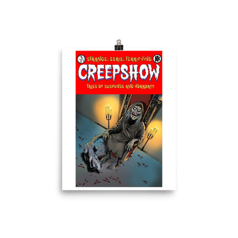 The Finger Cover Poster 8×10 | Official Creepshow Store