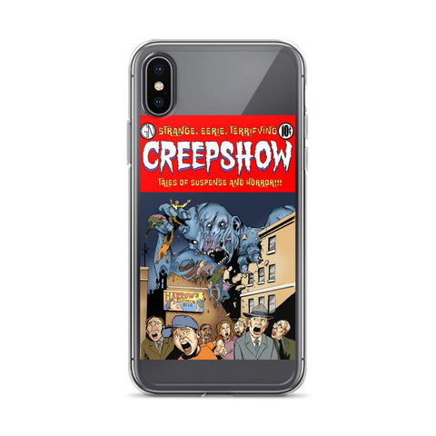 Gray Matter iPhone Case iPhone X/XS | Official Creepshow Store