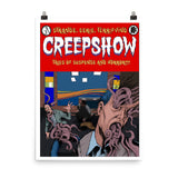 Skincrawlers Cover Poster 18×24 | Official Creepshow Store