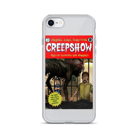 Zombie Girl Cover iPhone Case iPhone 7/8 | Official Creepshow Store