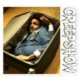 The Man in the Suitcase Photo Bubble-Free Stickers 5.5x5.5 | Official Creepshow Store