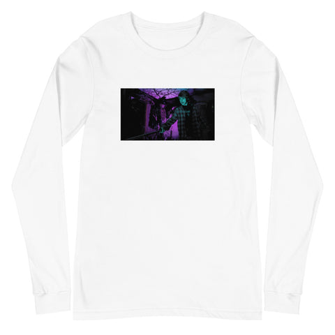 Companion Comic Unisex Long Sleeve Tee White | Official Creepshow Store