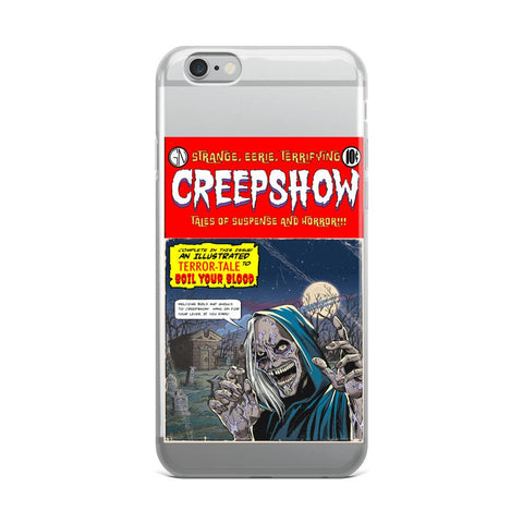 New Cover iPhone Case iPhone 6 Plus/6s Plus | Official Creepshow Store