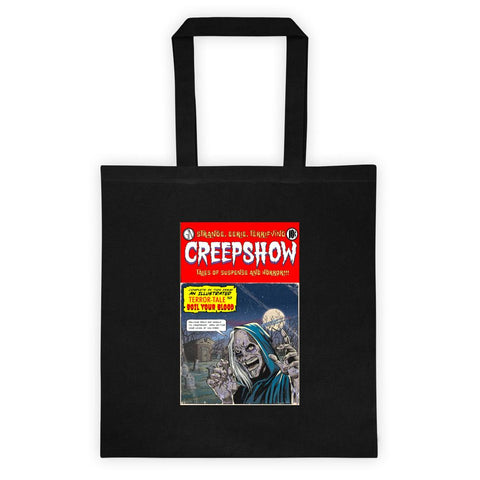 New Cover Lightweight Tote Bag | Official Creepshow Store
