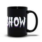 Logo Black Mug 15 oz | Official Creepshow Store