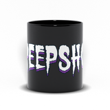Logo Black Mug | Official Creepshow Store