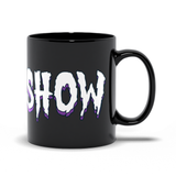 Logo Black Mug 11 oz | Official Creepshow Store