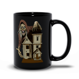 House of the Head Black Mugs 15 oz | Official Creepshow Store