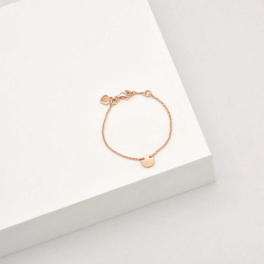 Baby Little Disc Bracelet