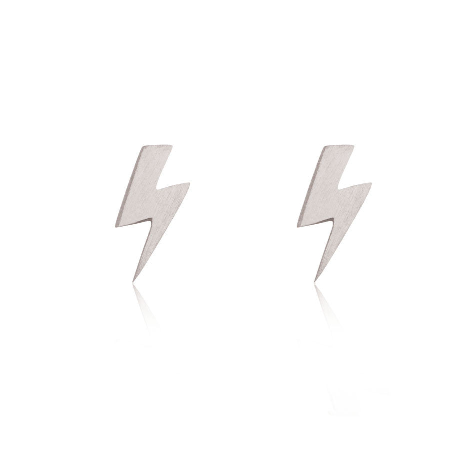 ef earring mini lightningbolt bolt br products diamond arrow lightning miniarrow stud
