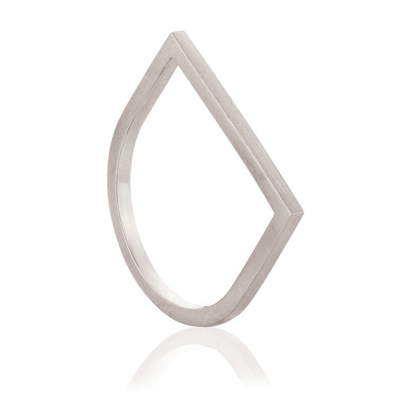 Bar Ring - Sterling Silver