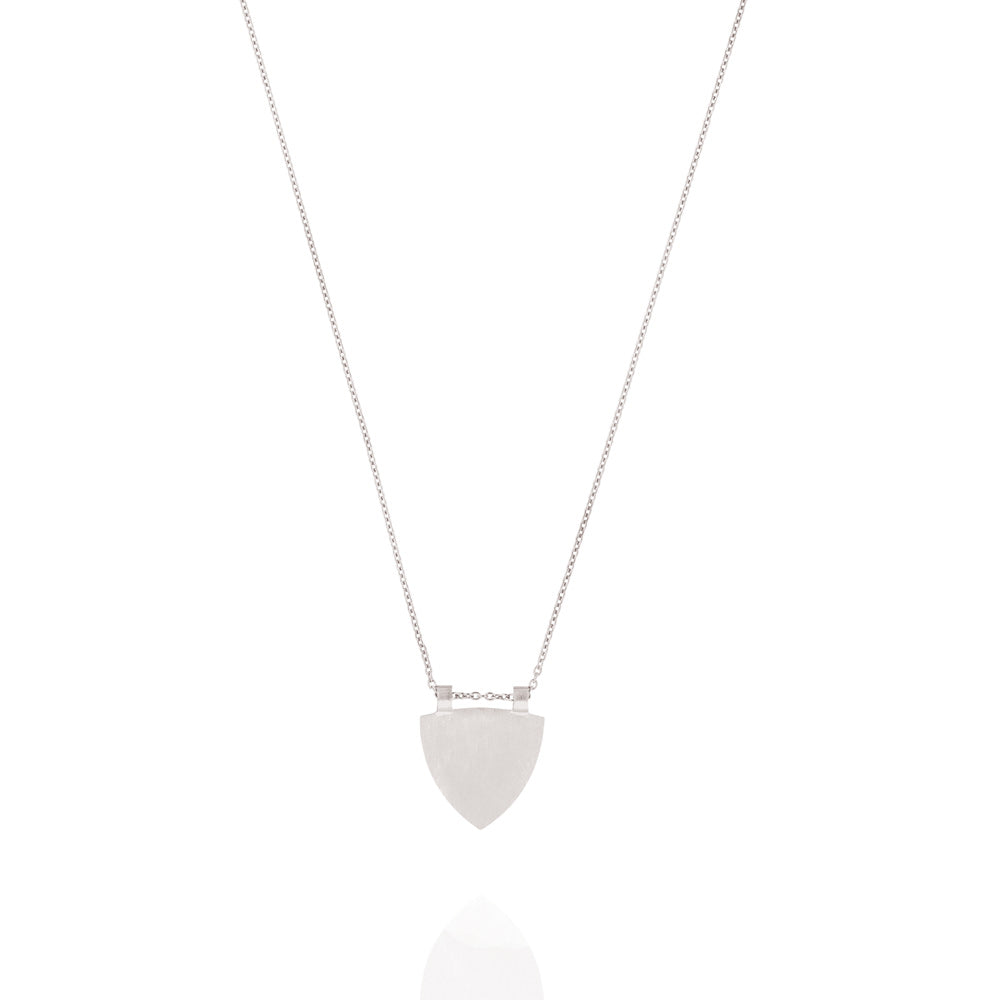 The Transit Necklace - Sterling Silver