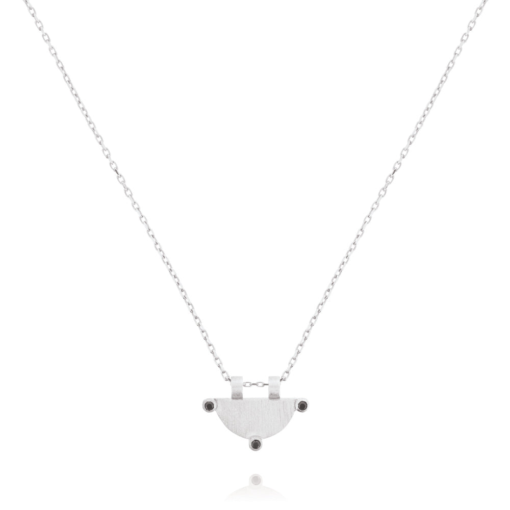 Power of Three Necklace - Sterling Silver