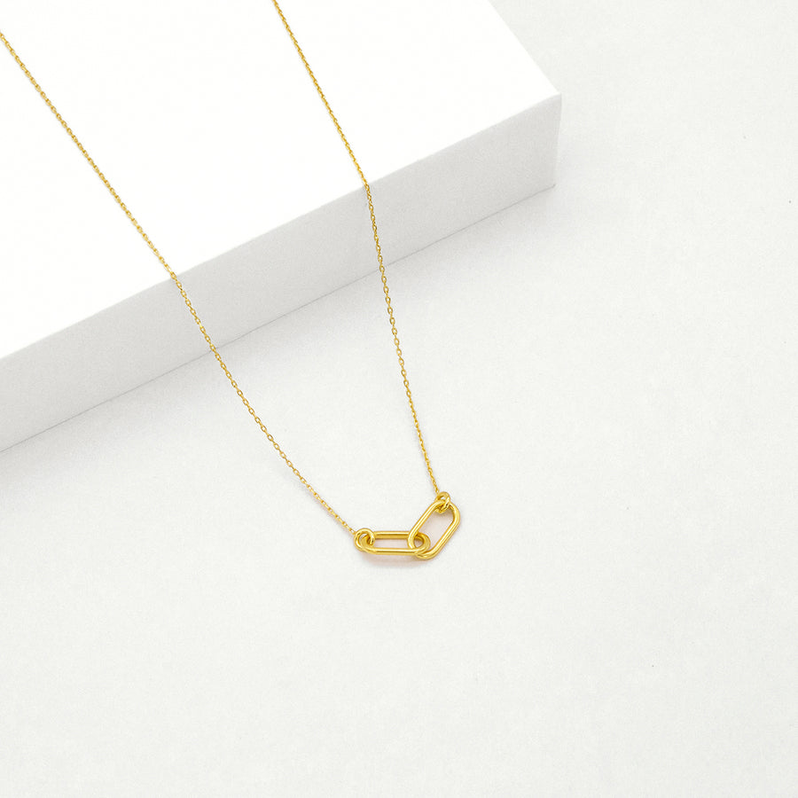 Linked Necklace