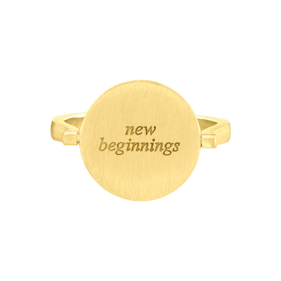 Amulets of Alchemy - New Beginnings Ring