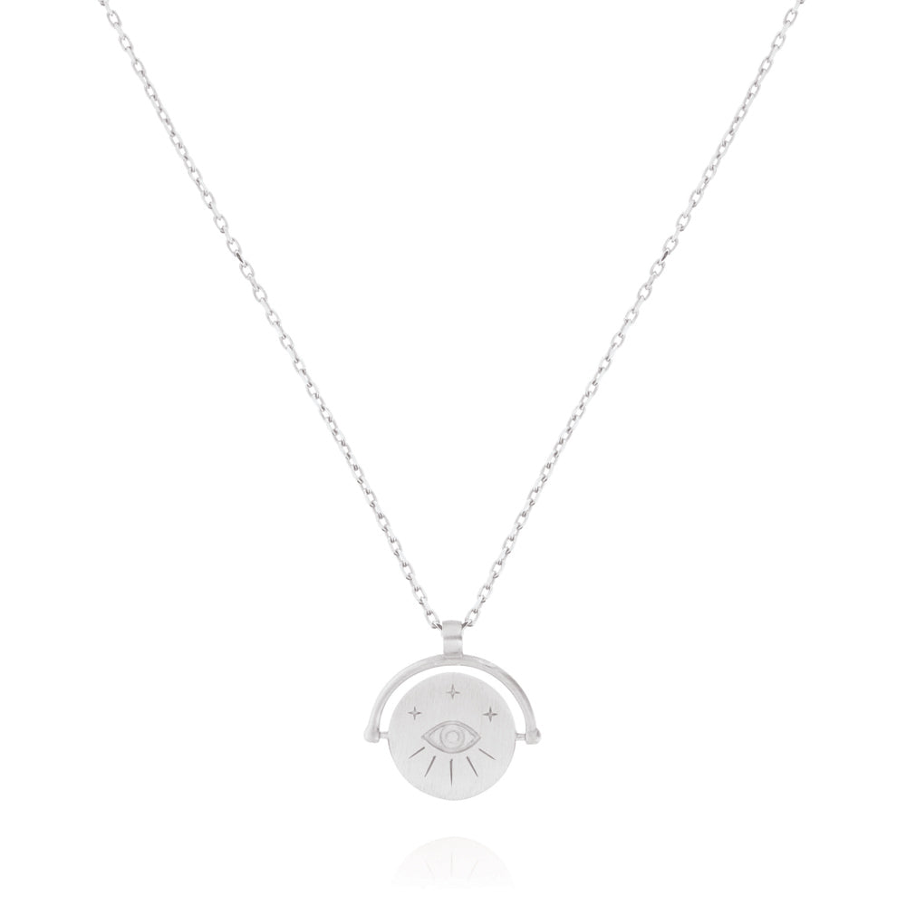 Amulets of Alchemy - Protection Necklace - Sterling Silver
