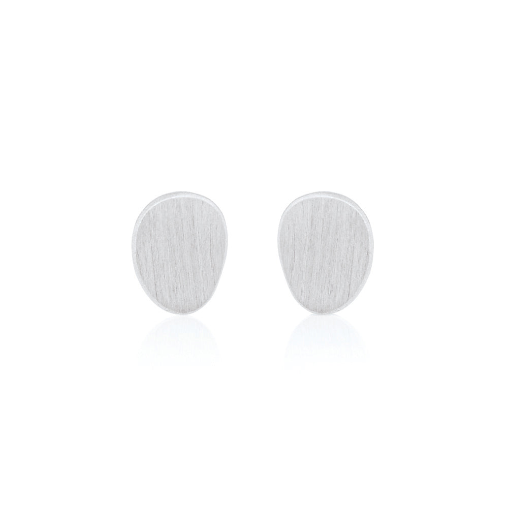 Hannah Stud Earrings - Sterling Silver