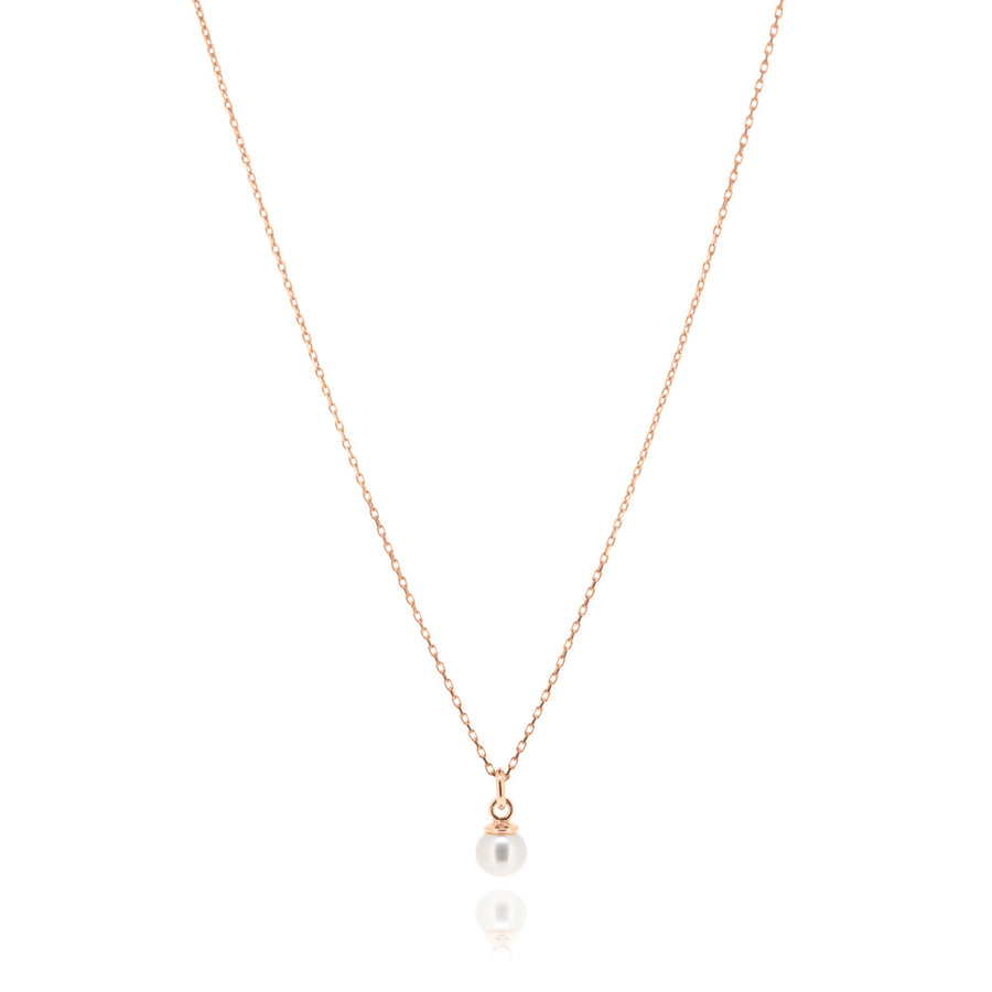 Cleo Pearl Necklace