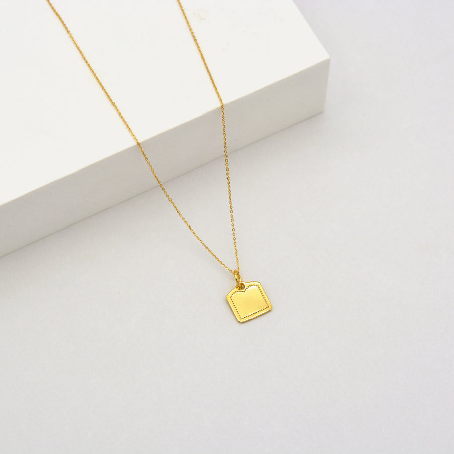 Facade Necklace