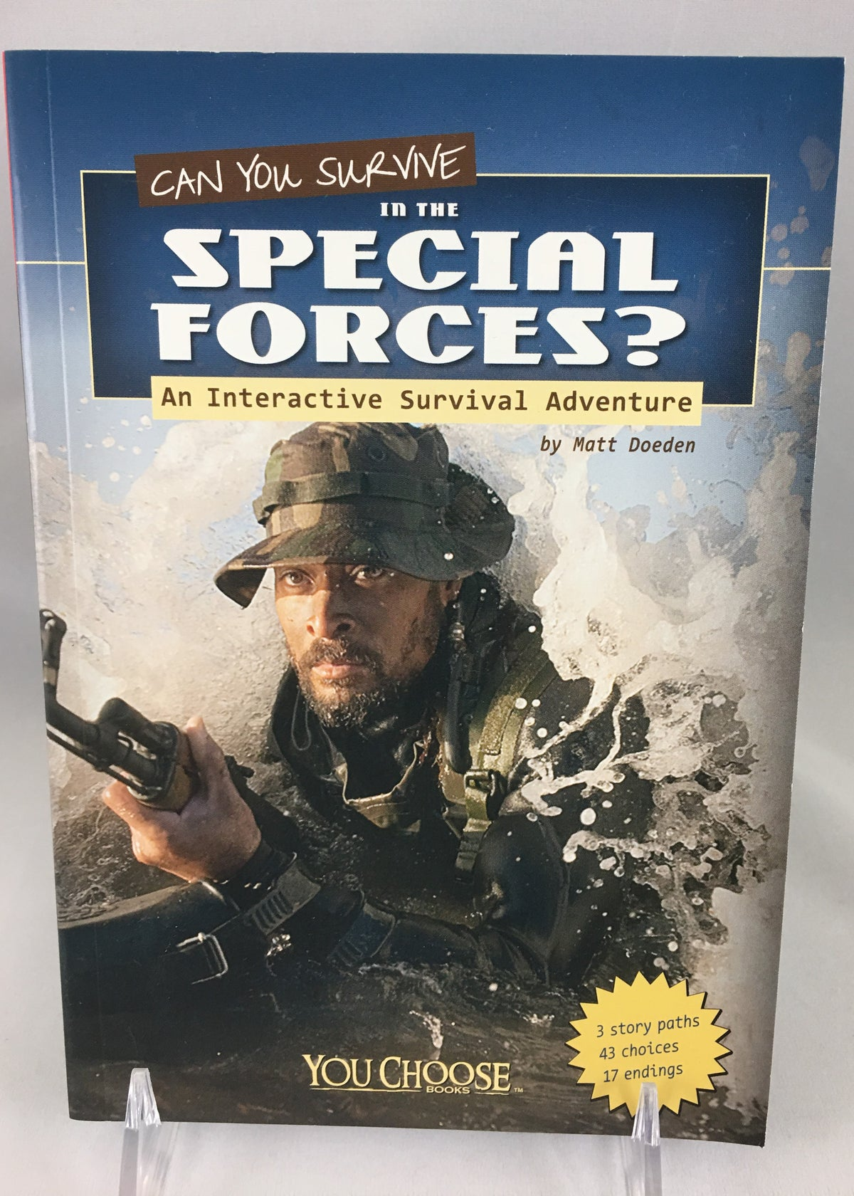 Can you Survive in the Special Forces?