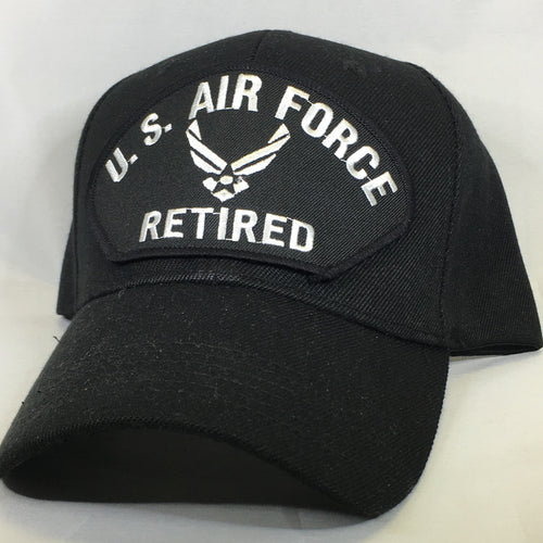 US Air Force Retired Cap