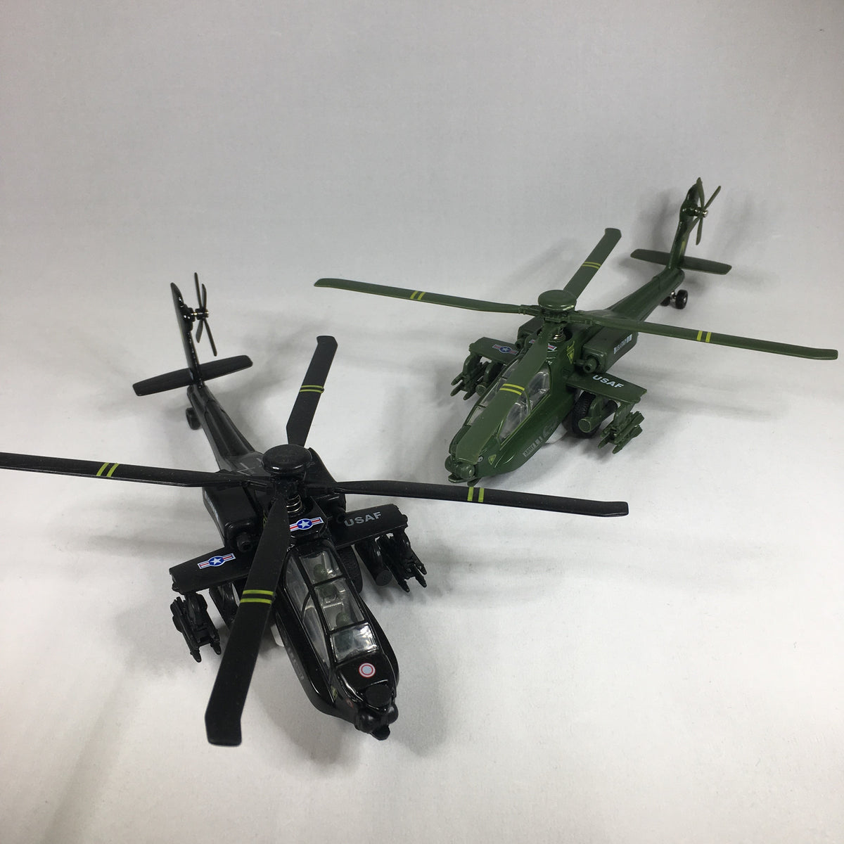 Apache Toy Helicopters