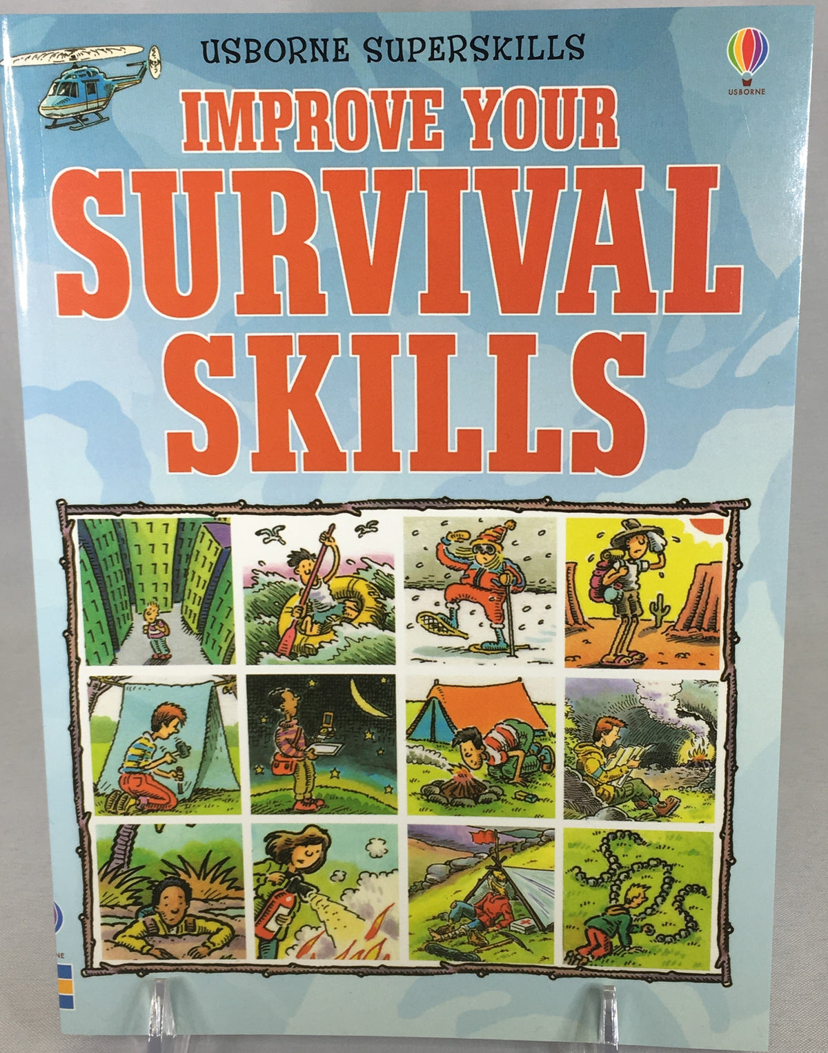 Improve Your Survival Skills