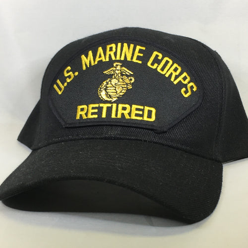 US Marine Corps Retired Cap