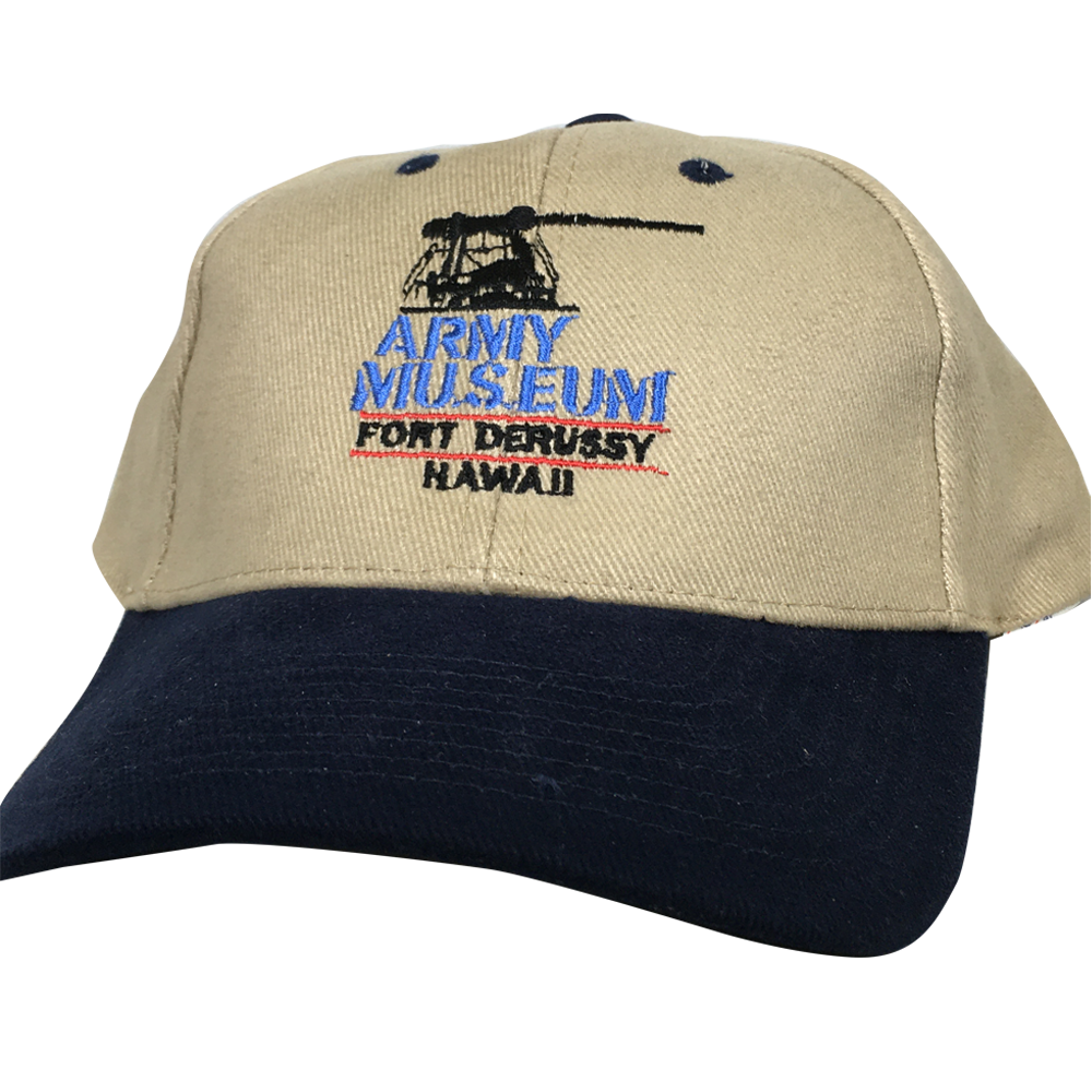 US Army Museum of Hawaii Ball Cap