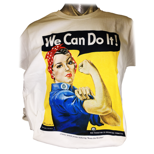 Rosie the Riveter Tshirt