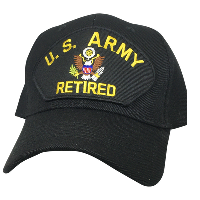 US Army Retired Cap
