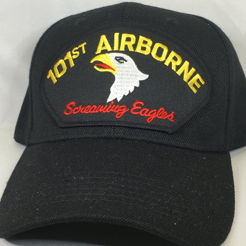 101st Airborne Screaming Eagles Cap