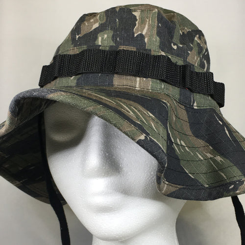 Boonie Hat - Tiger Stripe