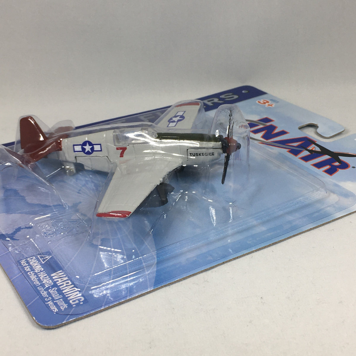 Die Cast P51 Airplane